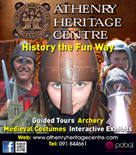 Brochure for athenry heritage centre 2012