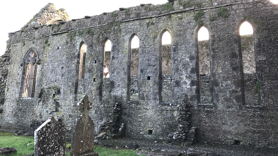 Dominican priory athenry