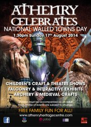Walled towns day 2014