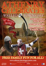 Walled towns day 2015