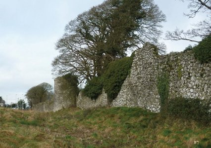 Athenry Town walls